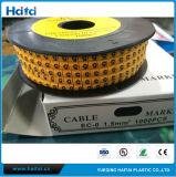 Tellers van het Etiket van de Kabel van de Klem van de Prijs van de Fabriek van China de Beste Nuttige Ronde Vlakke