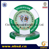 11.5g 2color Texas Holdem Injected Sticker Chip, Sy-D16-2