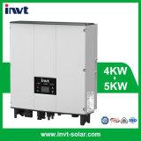 La serie Mg Invt 4-5kw Monofásico Grid atado- inversor solar