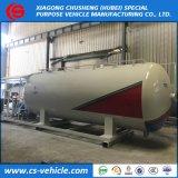 Precio barato 20000L Depósito de patín de gas 20cbm Skid de la estación de gas de Nigeria 10 toneladas de la estación de patín GPL