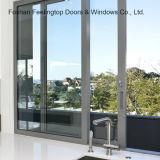 Elegant Hot Sale Designs Janela de vidro de alumínio (FT-W85)
