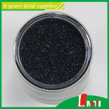 Laser Black Glitter Powder con Low Price