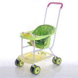 Portador de bebê cor-de-rosa do carrinho de criança de bebê