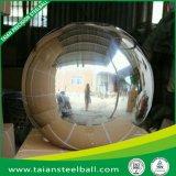 Для использования внутри помещений больших размеров оформление прочной стальной шарик