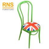 D040 прочного мебель из нержавеющей стали рамы обеденный стул Сделано в Китае