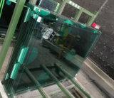 Vidro do elevador & da escada rolante com vidro laminado Tempered