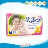 Tecidos absorventes super do amor do bebê da polpa americana do fluff