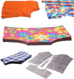 Produtos têxteis /Faca tecido/couro máquina de corte CNC com marcação ISO