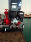 портативный насос бой пожара 11HP с двигателем Lifan