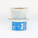 El papel de aluminio para el 70% de alcohol Prepad fabricado en China