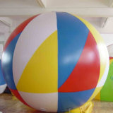질 풍선 (BL-017)를 광고하는 팽창식 헬륨 풍선