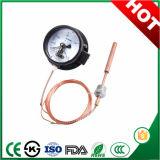 Электрический контакт типа давления термометр из Китая
