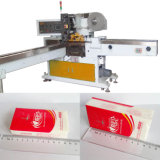 Mini Guardanapo Embalagem Pocket Tissue Paper Packing Machine