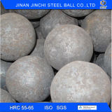 Konstante Härte geschmiedete reibende Stahlkugeln