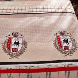 標準的なデザインは綿シートセットを印刷した