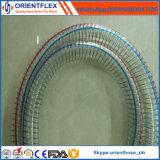Flexibler Anti-UVc$anti-chemikalie Belüftung-Stahldraht-verstärkter Schlauch