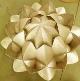 装飾のための双曲線複雑な形のアルミニウムパネル
