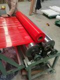 Folha vermelha da borracha de silicone, folhas do silicone, cobertura do silicone feita com o silicone 100% do Virgin sem cheiro