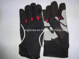 Fabric Glove-Working Glove-Mechanic Glove-Safety Glove-Performance Glove-Heavy Luva Direito