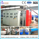 Estera del elevador del PVC que hace la máquina
