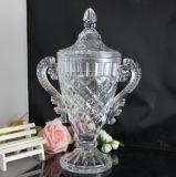 Новая чашка трофея кристаллический стекла конструкции
