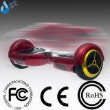Il commercio all'ingrosso mette in mostra il motorino elettrico dell'Auto-Equilibrio delle rotelle del regalo due