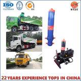 Cylindre hydraulique à plusieurs étages frontal de FC pour le camion à benne basculante