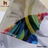 100GSM Anti-Ghost Tacky Sublimation Transfert de papier pour vêtements de sport