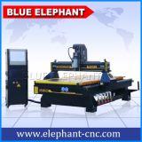 Macchina per incidere di legno dei portelli, CNC che sfaccetta macchina, macchina di CNC da vendere