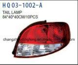 직접 공장!  Chevrolet Matiz 불꽃을%s 꼬리등 2001 년. OEM: 96563513/96563512