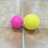 PVCマッサージのAcupointのグリップの球ポイント釘の看板のヨガの球