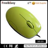 3 кнопки для настольных ПК оптический проводной USB Бесшумная мышь