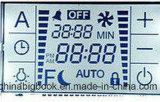 Гибкая индикация LCD экрана касания с ключом касания