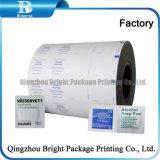 Асептической упаковке материала рулон бумаги из алюминиевой фольги