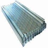 Prix compétitif Feuille de toiture en métal ondulé