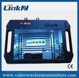 De Handbediende Draadloze VideoOntvanger van Cofdm met 10.1 Duim LCD