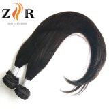 armure droite de cheveux humains de Remy de Vierge malaisienne de la pente 7A