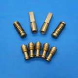 A precisão mecânica/peças de metal de reposição fazendo à máquina do bronze do CNC fêz à máquina/máquina/maquinaria as auto
