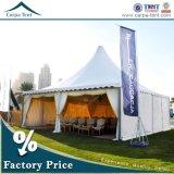 4X4m Garten-Freizeit-Zelt-Pagode-Festzelt für Verkauf
