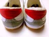 3つのカラー方法キャンバスの女性のためのゴム製偶然靴