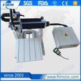 FM-6090 1.5kw/2.2kw彫版のアクリルの金属のための小型CNCの木製のルーター