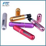 Bottiglia di alluminio Electroless portatile dello spruzzo 10ml per il profumo dell'olio