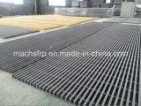 Resistência de corrosão FRP Pultruded que raspa com superfície rangida