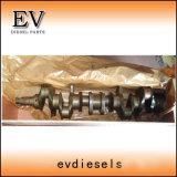 As peças do motor da escavadeira FD42 FD46 FD42t FD46t ND ND66t Ne6 Ne6t Conjunto do Rolamento Principal do Virabrequim