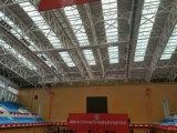 Hot-DIP гальванизированное сдобренное изогнутое здание ферменной конструкции крыши