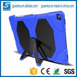 PC Silikon-schützender Kasten für Tablette-Kasten der iPad Luft-2