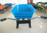 Trole do carro do carrinho de mão de roda do Wheelbarrow Wb7809 do mercado de Rússia