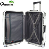 Aluminum Cover Trolley Luggage Travel Luggage Bag