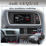 Lettore DVD dell'automobile di percorso di GPS dell'automobile di Hualingan Carplay per il Android (facoltativo) anabbagliante 7.1 di Audi Q5/A5/A4