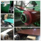 Las bobinas de acero galvanizado en caliente SPCC SGCC DX51d para la construcción, PPGI, electrodomésticos